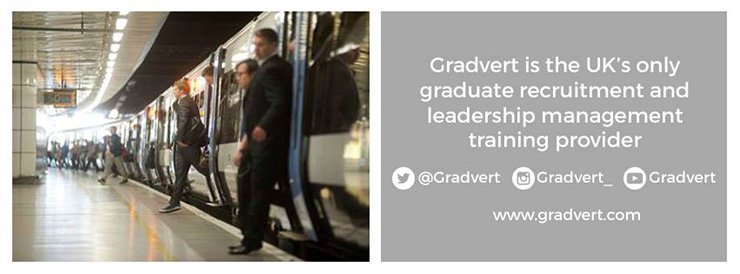 Gradvert is the UK's only graduate recruitment and leadership management training provider