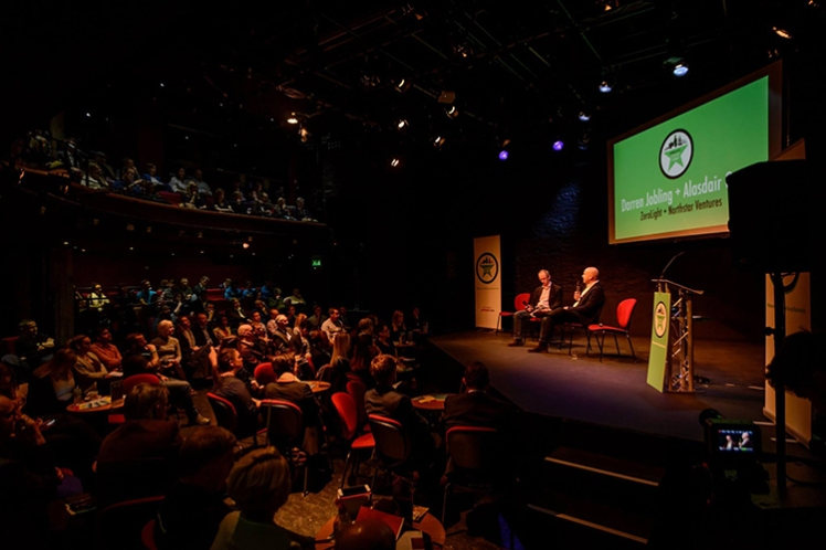 Newcastle Scaleup Summit 2018 at Live Theatre