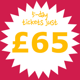 Buy your Newcastle Startup Week ticket for just £65